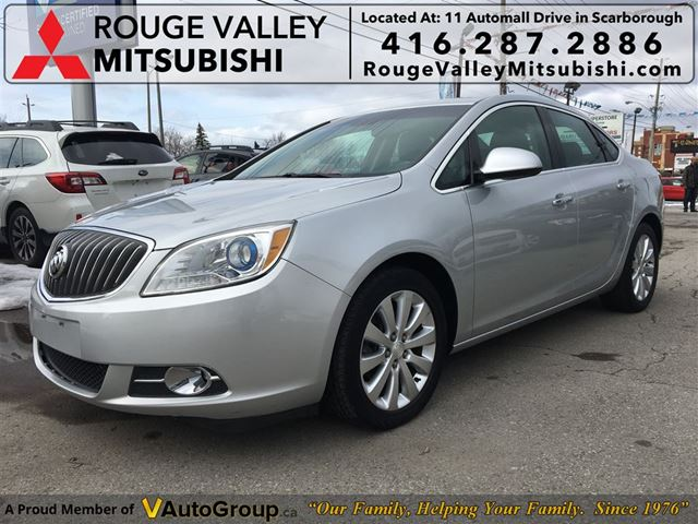 2012 BUICK VERANO BODY IN GREAT SHAPE, PRICED TO SELL !!! in Scarborough, Ontario
