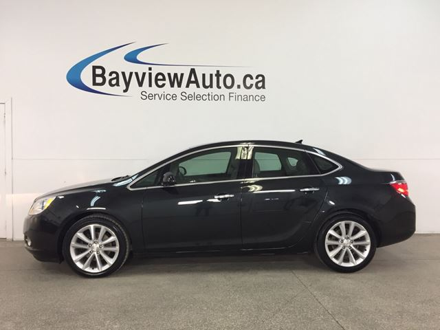 2014 BUICK VERANO Base - REM START! SUNROOF! DUAL CLIMATE! REV CAM! BLUETOOTH! in Belleville, Ontario