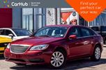 2013 Chrysler 200 LX Keyless_Entry Bluetooth Trac.Cntrl Pwr.Options Cruise.Cntrl in Thornhill, Ontario