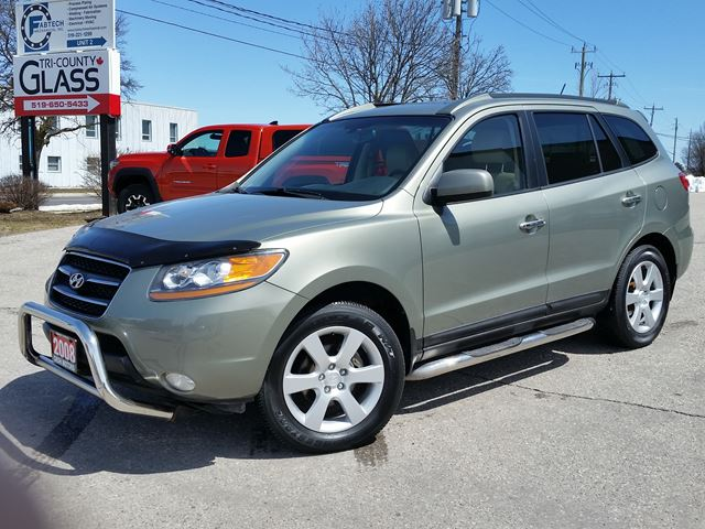 2008 HYUNDAI SANTA FE Limited 5-Pass AWD in Cambridge, Ontario