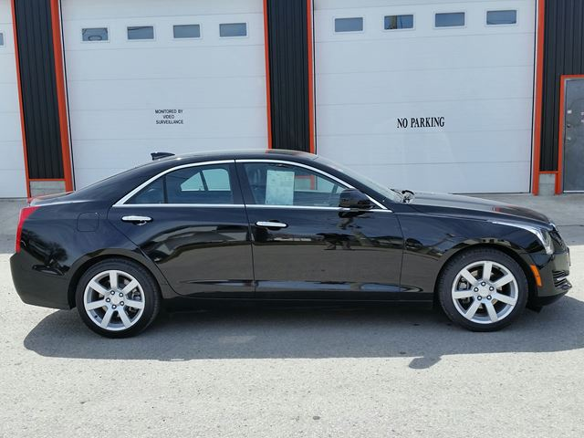2015 CADILLAC ATS Standard RWD in Jarvis, Ontario