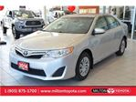 2014 Toyota Camry LE Backup Camera, Bluetooth, Power Group in Milton, Ontario