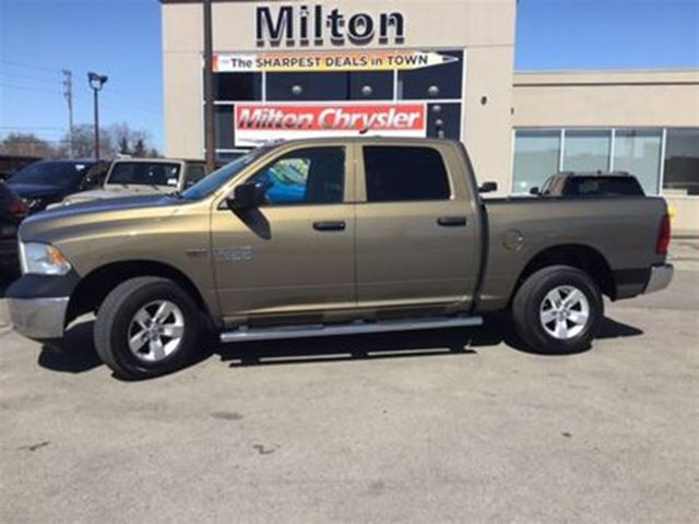 2015 DODGE RAM 1500 ST in Milton, Ontario