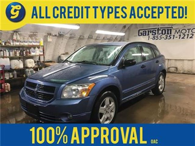 2007 DODGE Caliber SXT********AS IS SALE*******KEYLESS ENTRY*POWER WI in Cambridge, Ontario