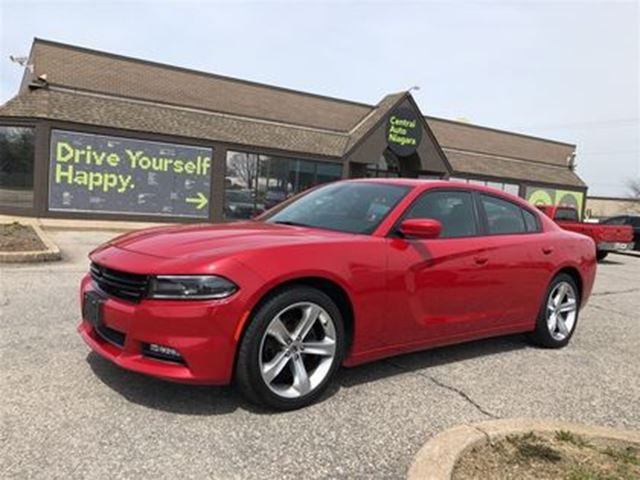 2017 Dodge Charger SXT in Fonthill, Ontario