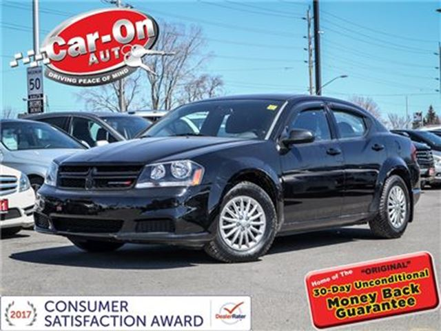 2013 DODGE AVENGER LOADED and only 105,000 km in Ottawa, Ontario