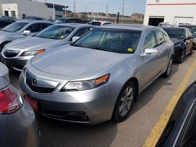 2014 ACURA TL Technology Package   Automatic   Navigation in Whitby, Ontario