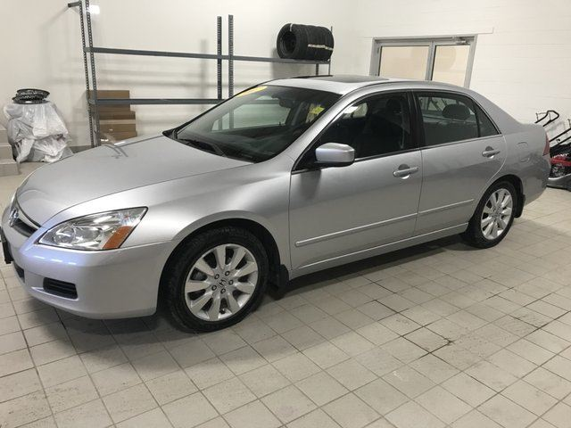 2007 Honda Accord EX V6 in Steinbach, Manitoba