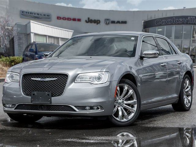 2016 CHRYSLER 300 C, PANO ROOF, NAVI in Mississauga, Ontario