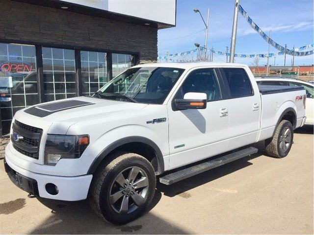 2013 FORD F-150 FX4 SUPERCREW 98K! in Edmonton, Alberta