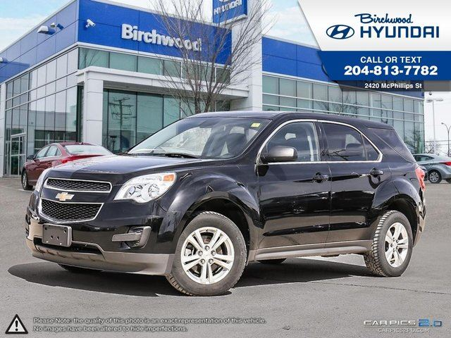 2014 CHEVROLET EQUINOX LS in Winnipeg, Manitoba