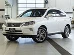 2013 Lexus RX 350 Ultra Premium w/Blind Spot Monitor in Kelowna, British Columbia