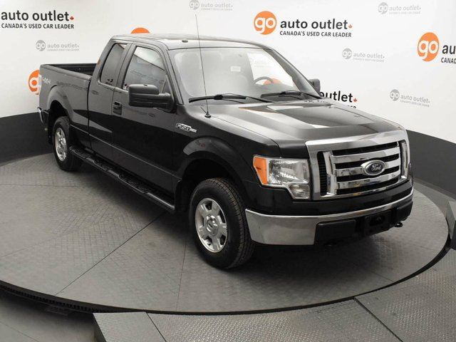 2012 FORD F-150 XLT 4x4 Super Cab 6.5 ft. box 145 in. WB in Edmonton, Alberta