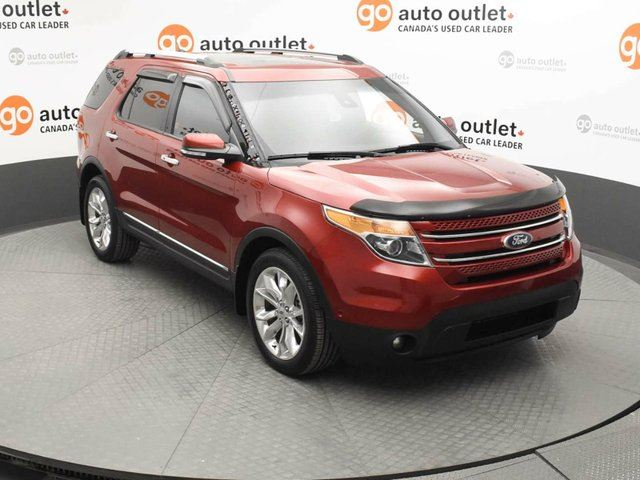 2015 FORD EXPLORER Limited 4x4 in Edmonton, Alberta