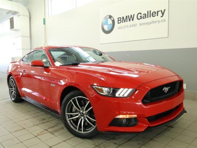 2015 FORD MUSTANG Coupe GT in Calgary, Alberta