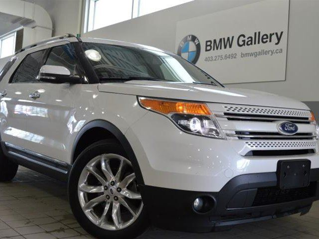 2012 FORD EXPLORER Limited 4D Utility V6 4WD in Calgary, Alberta