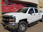 2016 Chevrolet Silverado 1500 WT 4x4 Crew Cab / Back Up Camera in Edmonton, Alberta