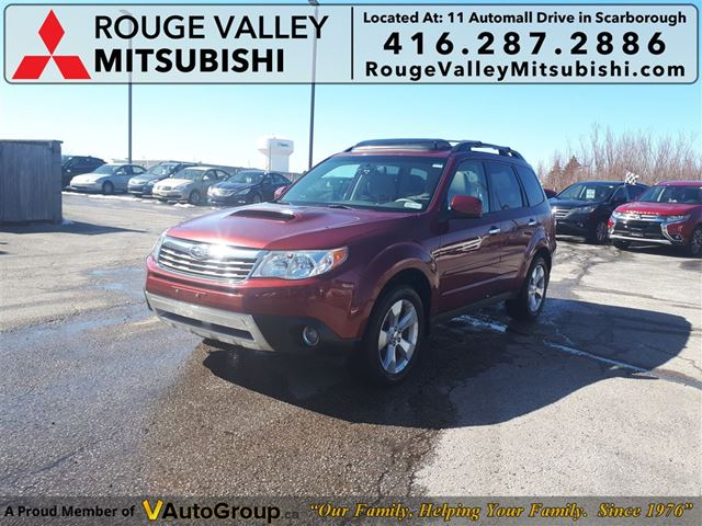 2009 SUBARU FORESTER 2.5 XT Limited in Scarborough, Ontario