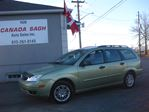 2007 Ford Focus AUTO, WAGON, 145km, 12M.WRTY+SAFETY $4490 in Ottawa, Ontario