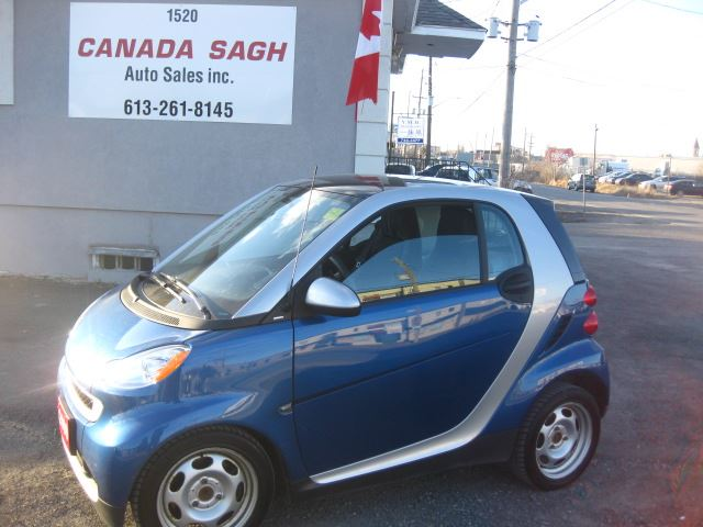 2009 SMART FORTWO fortwo AUTO,PANO ROOF 39km ! 12M.WRTY+SAFETY $5790 in Ottawa, Ontario