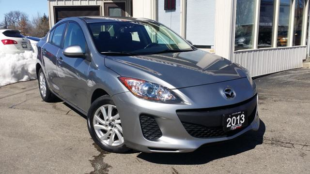 2013 MAZDA MAZDA3 GS-SKY in Kitchener, Ontario