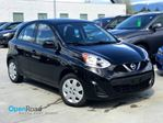 2015 Nissan Micra SV HB M/T No Accident Local Top Condition Bluet in Port Moody, British Columbia