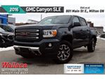 2016 GMC Canyon SLE in Milton, Ontario