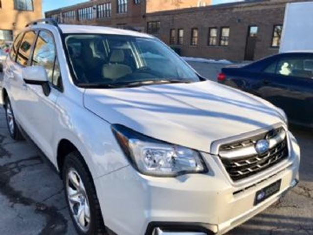 2017 SUBARU FORESTER 2.5i Convenience AWD, CVT w/ Wear Protect in Mississauga, Ontario