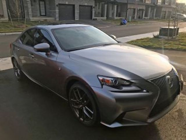 2016 LEXUS IS 300 F Sport, AWD in Mississauga, Ontario