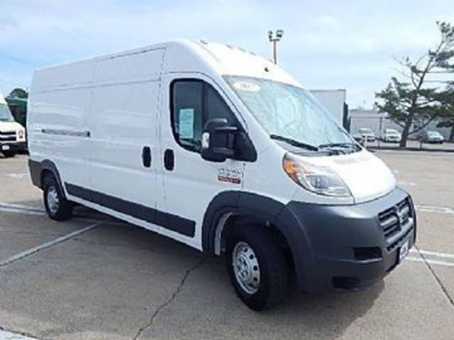 2017 RAM PROMASTER 2500 High Roof in Mississauga, Ontario