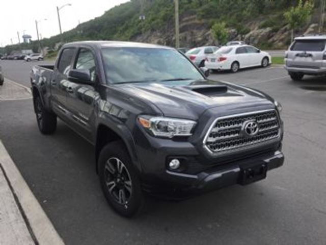 2017 TOYOTA TACOMA TRD Sport Double Cab ~ WOW ~ in Mississauga, Ontario