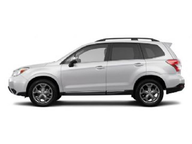 2015 SUBARU FORESTER LIMITED-AWD-ELITE PROTECTION PROGRAM in Mississauga, Ontario