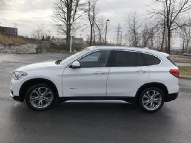2016 BMW X1 28 I X-DRIVE-GROUPE DE LUXE ESSENTIEL in Mississauga, Ontario