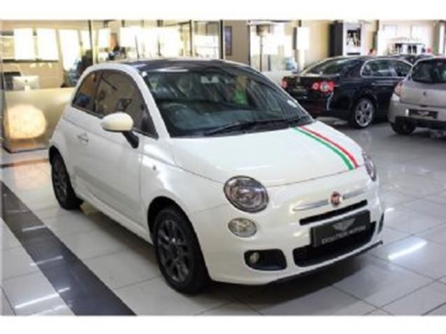 2014 FIAT 500 2dr HB Sport in Mississauga, Ontario