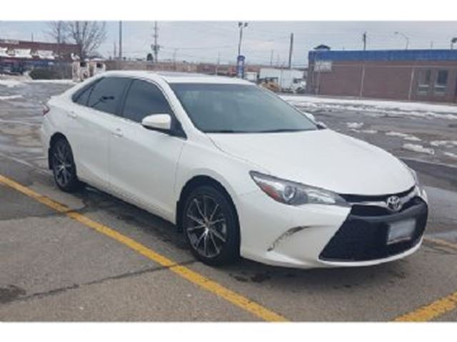 2017 TOYOTA CAMRY 4dr Sdn I4 Auto XSE $208.85 B/W in Mississauga, Ontario