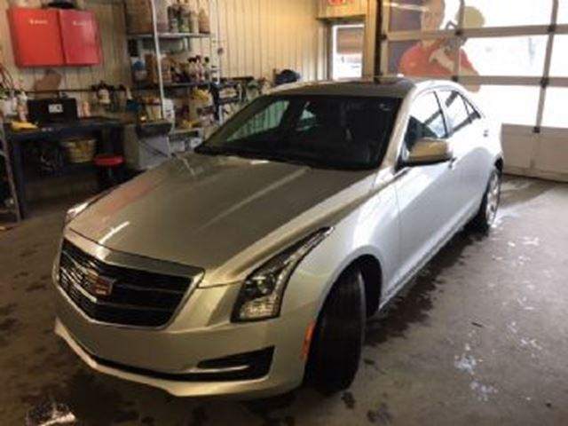 2015 CADILLAC ATS 2.0L Turbo AWD + Excess Wear Protect + VIP Plan in Mississauga, Ontario