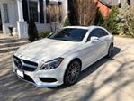 2015 Mercedes-Benz CLS-Class CLS 400 4Matic Premium & Sport Package in Mississauga, Ontario