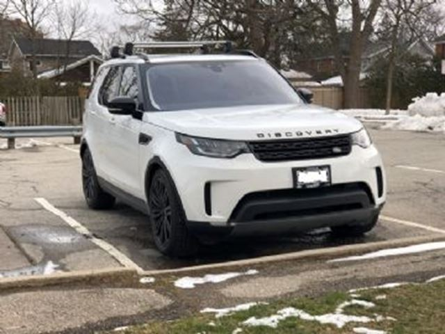 2017 LAND ROVER DISCOVERY Td6 HSE DIESEL WEAR CARE + 7 SEAT COMFORT PACKAGE in Mississauga, Ontario