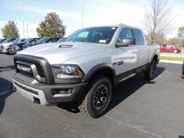2018 DODGE RAM 1500 RAM 1500 REBEL CREW CAB 4 x 4 in Mississauga, Ontario