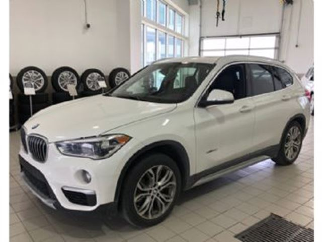 2018 BMW X1 28i xDrive in Mississauga, Ontario