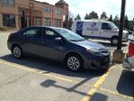 2017 Toyota Corolla 4dr Sdn CVT LE in Mississauga, Ontario