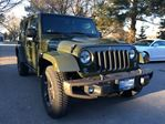 2016 Jeep Wrangler Unlimited 4WD 4dr 75th Anniversary in Mississauga, Ontario