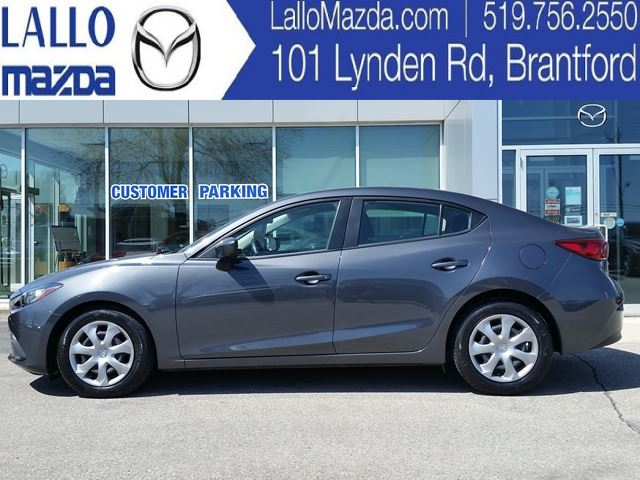 2014 MAZDA MAZDA3 GX-SKY *WINTER TIRES INCLUDED* in Brantford, Ontario