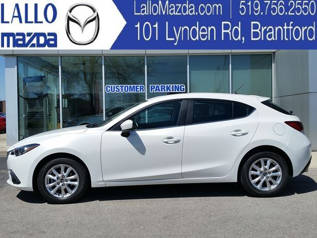 2015 MAZDA MAZDA3 GS *INCLUDES WINTER TIRES* in Brantford, Ontario