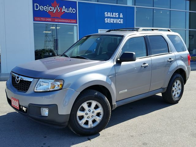 2008 MAZDA TRIBUTE GX AWD in Brantford, Ontario