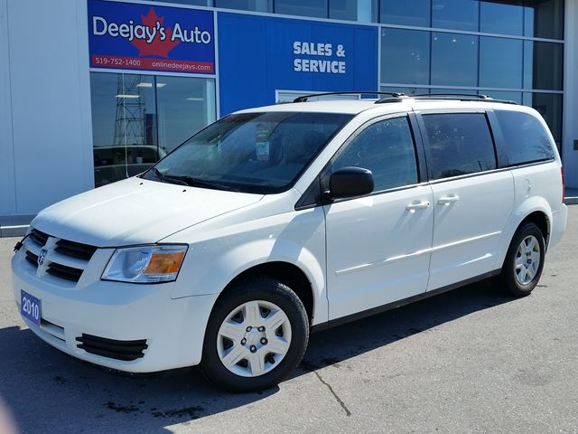 2010 DODGE GRAND CARAVAN SE in Brantford, Ontario