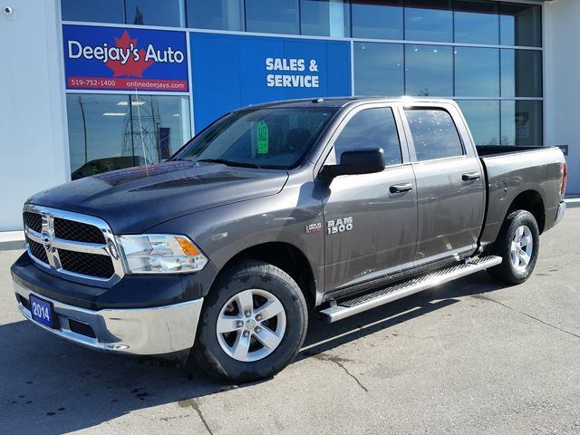 2014 DODGE RAM 1500 ST 4x4 in Brantford, Ontario