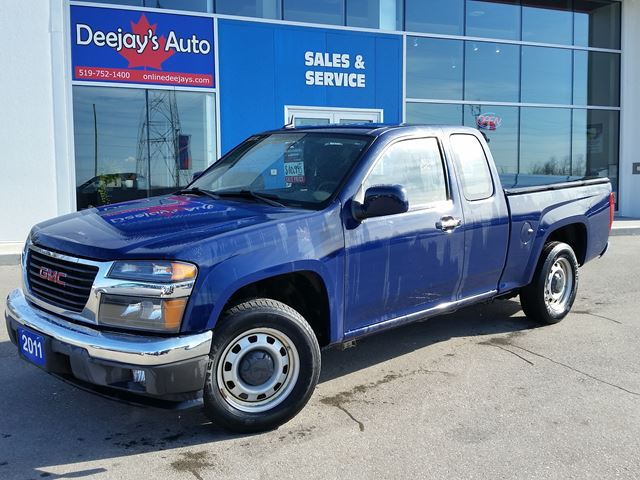 2011 GMC CANYON SLE RWD in Brantford, Ontario