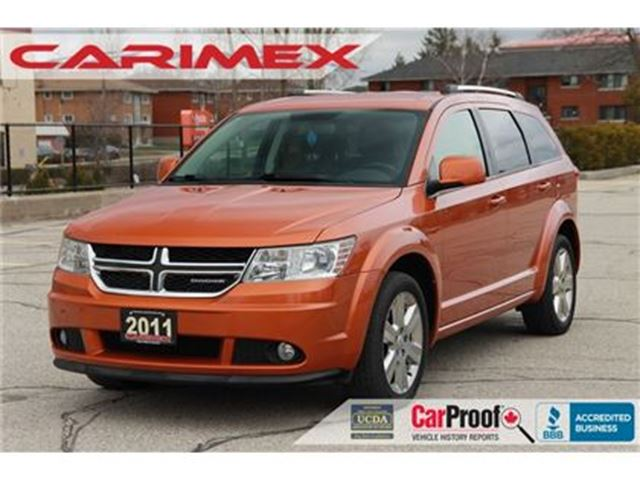 2011 DODGE JOURNEY SXT in Kitchener, Ontario