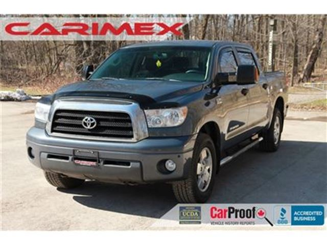 2008 TOYOTA TUNDRA SR5 5.7L V8 Sunroof in Kitchener, Ontario